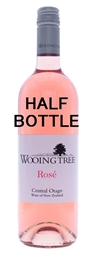 Wooing Tree Rose 2017 (12 x 375mL Half Bottle), Central Otago, NZ.