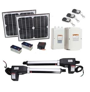 1000KG 20W Solar Double Swing Auto Motor