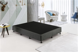 Palermo Queen Ensemble Bed Base Platinum
