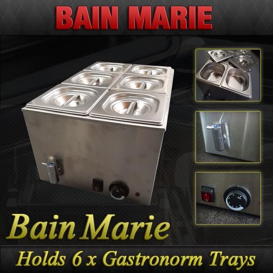Unused Hot Bain Marie - 8710.1.6