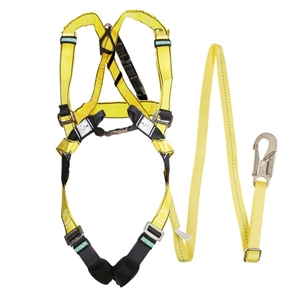 MSA Workman Full Body Safety Harness & S