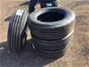 Qty of 4 Unused 275/70R22.5 Truck / Trailer Tyres