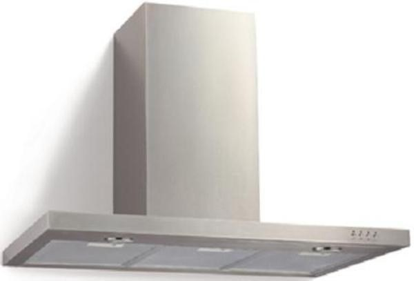 Euro 90cm Stainless Steel Straight Canopy Rangehood, Model: EP90SWS