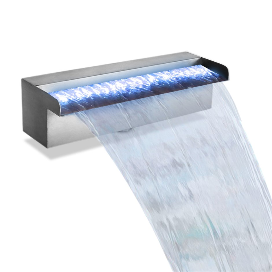 Gardeon LED Waterfall Blade - 30CM