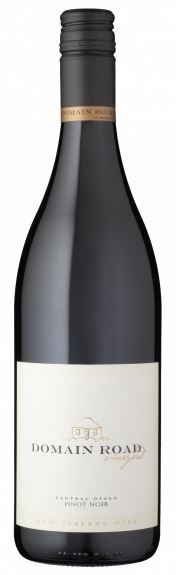 Domain Road Pinot Noir 2015 (6 x 750mL) Central Otago, NZ