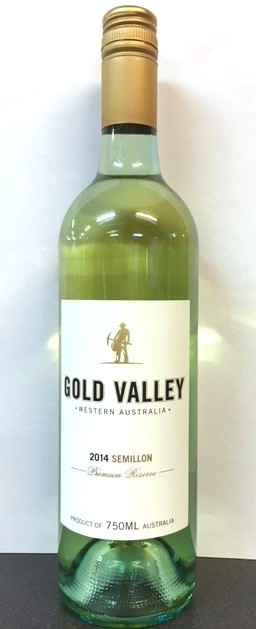 Gold Valley Semillon 2014 (12 x 750mL) WA
