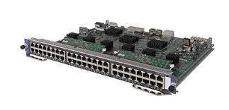 HP JC712A FLEXNETWORK A7500 48-port Gig-T Enhanced PoE SD TAA Module