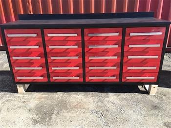 Unused Work Benches