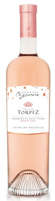 Domaine Cezanne Rose 2016 (6 x 750mL), Provence.