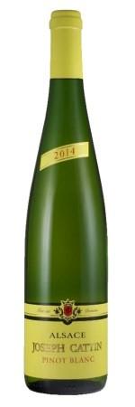 Joseph Cattin Pinot Blanc 2017 (12 x 750mL), Alsace, France.