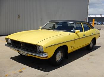 1975 Ford Falcon 500 Automatic Sedan