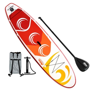Weisshorn 10FT Stand Up Wide Paddle Boar