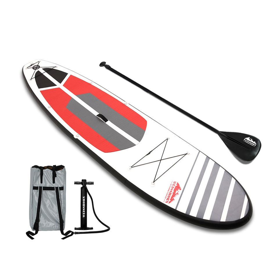 Weisshorn 11FT Stand Up Paddle Board - Red