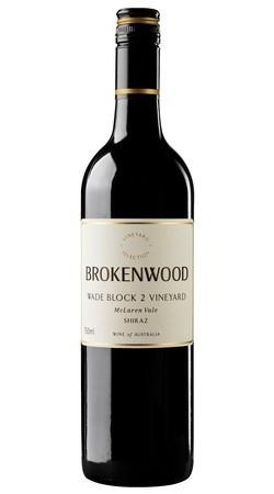 Brokenwood `Wade Block2` Shiraz 2016 (6 x 750mL), McLaren Vale, SA