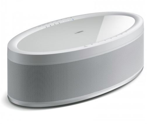 Yamaha WX-051 MusicCast 50 Smart Speaker (White)