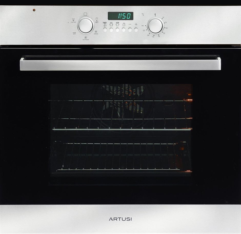 Artusi CAO651X 60cm Electric Built-In Oven