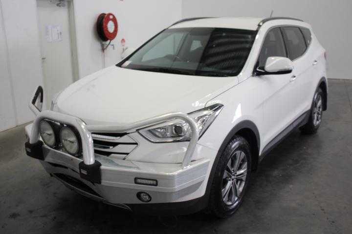 2014 Hyundai Santa Fe Active DM Turbo Diesel Automatic 7 Seats Wagon
