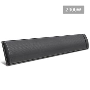Devanti 2400W Electric Heater Panel - Bl