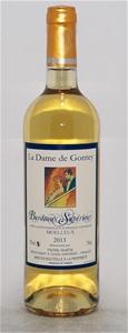 La Dame de Gontey `Moelleux` Sweet White