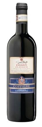 Coppiere Chianti Classico Riserva 2014 (12 x 750mL), Tuscany,Italy.