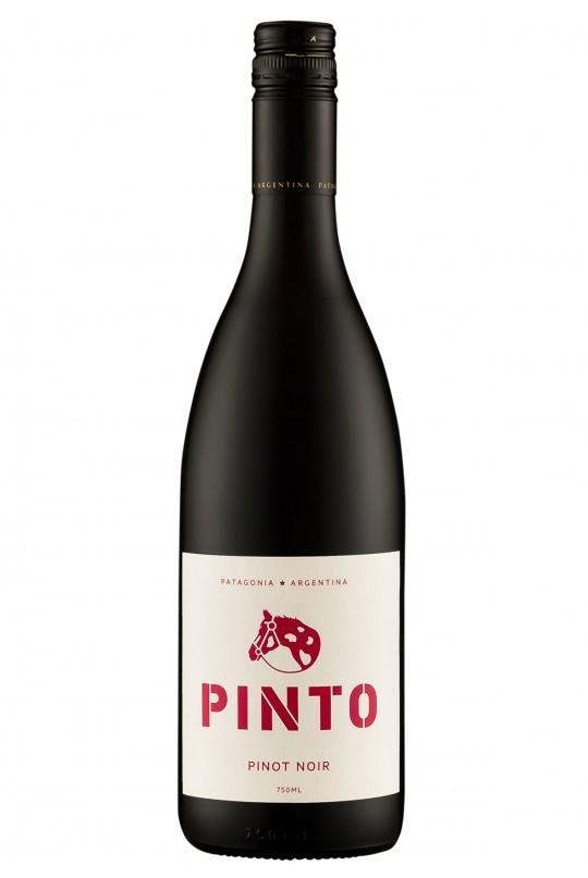 Pinto Pinot Noir 2017 (12 x 750mL), Argentina.
