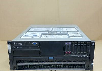 HP ProLiant DL580 G5 Server