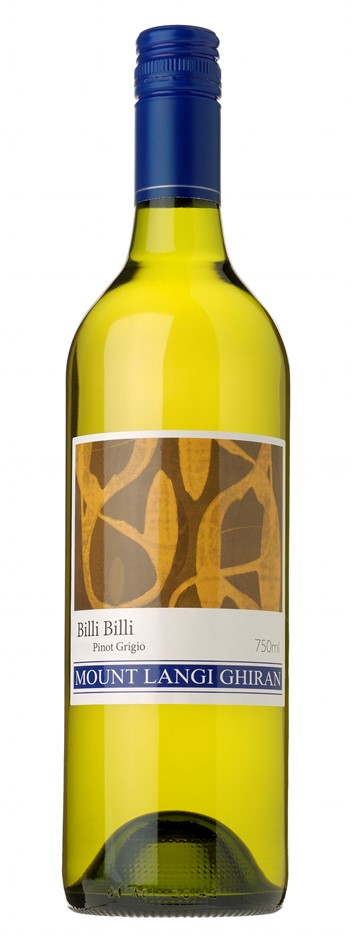Mount Langi `Billi Billi` Pinot Gris 2018 (6 x 750mL), VIC.