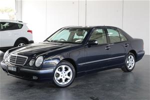 2002 Mercedes Benz E240 Classic W210 Automatic Sedan
