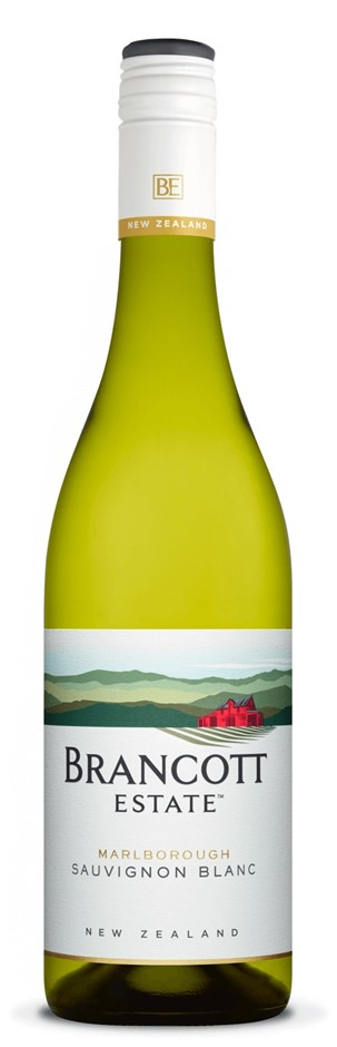 Brancott Estate Sauvignon Blanc 2018 (6 x 750mL), Marlborough, NZ