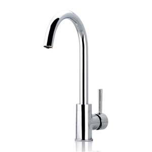 Standard Chrome Kitchen Mixer Tap Sink F