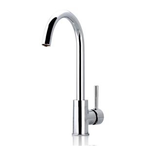 Standard Chrome Kitchen Mixer Tap Sink F