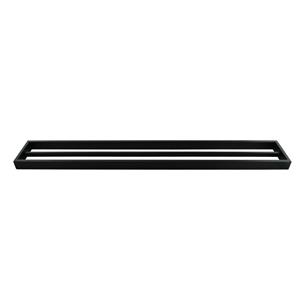Square Matt Black 304 Stainless Steel Do