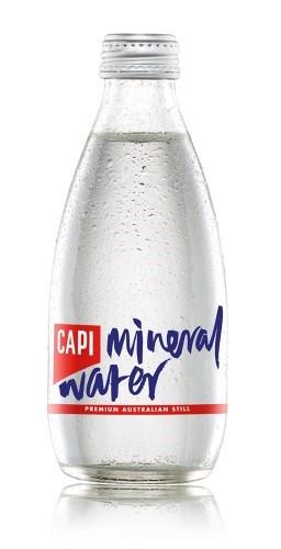 Capi Still Mineral Water (24 x 250mL)