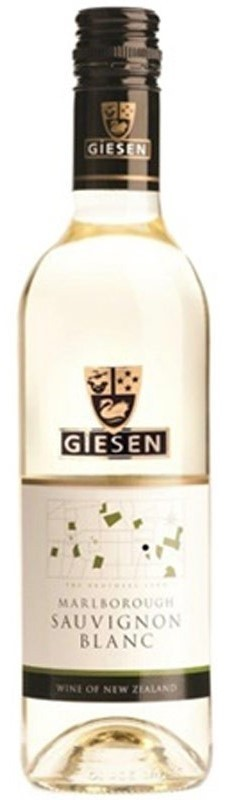 Giesen Estate Sauvignon Blanc 2017 (12 x 375mL half bottle), Marlborough.