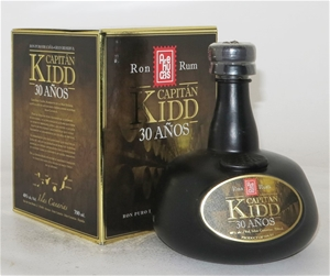 Captain Kidd Rum 30 year old Rum (1x 700