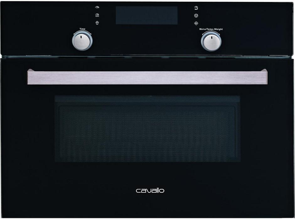 Cavallo Onyx CMO60BBG 900W Microwave Combi (Black)