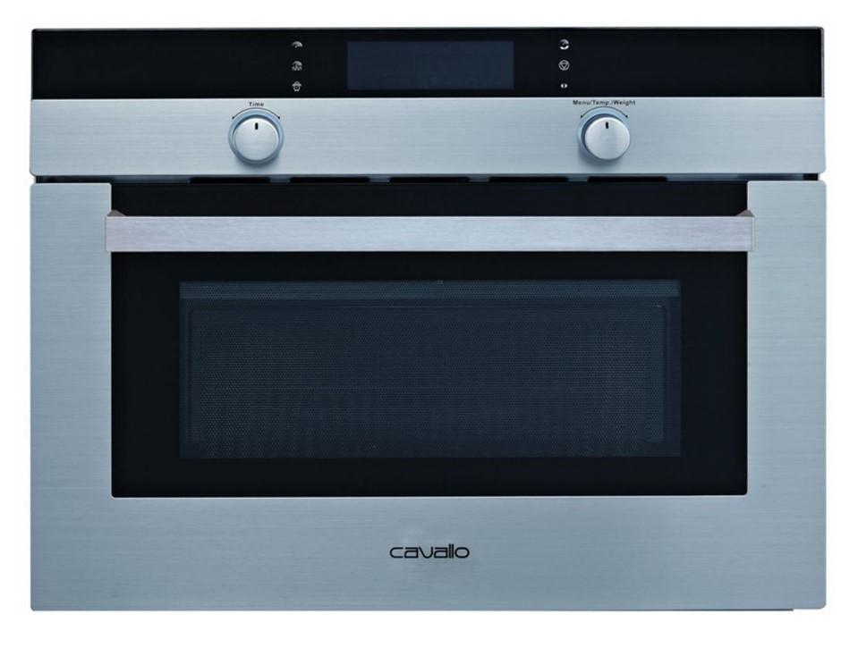 Cavallo CMO60SBG 900W Contempo Microwave Combi