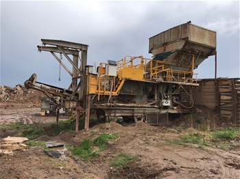 JAW CRUSHER MODULE