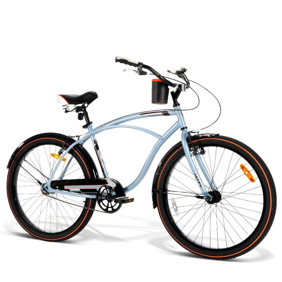 Huffy 26 Inch City Bike - Blue