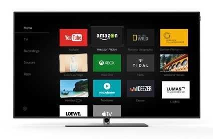 Loewe Bild 1.40 40-inch Full HD LED TV (Black) (56404W72)