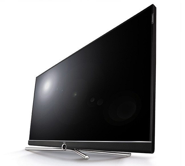 Loewe Connect 48-inch 4K UHD LED LCD TV (Black) (54444W57)