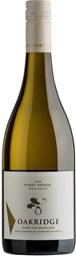 Oakridge Over the Shoulder Pinot Grigio 2017  (6 x 750mL), Yarra Valley.