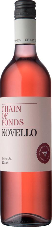 Chain of Ponds `Novello` Rose 2017 (12 x 750mL), Adelaide, SA.