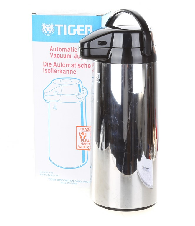 TIGER Automatic Vacuum Jug 2.5Hr. Buyers Note - Discount Freight Rates Appl
