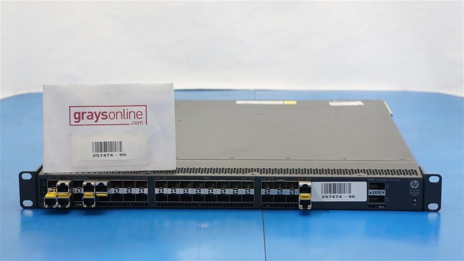 HP FF 5700 Enterprise FlexFabric 5700-40XG-2QSFP+ Managed L3 JG896A