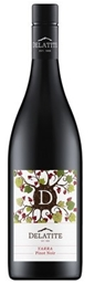Delatite Pinot Noir 2016 (12 x 750mL), Yarra Valley, VIC.