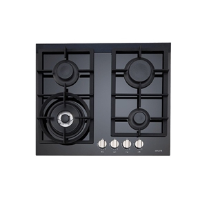 Euro 60cm Gas on Ceramic Cooktop, Model: