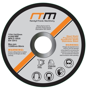 "115mm 4.5"" Cutting Disc Wheel for Angle"