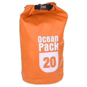 2 x OCEAN PACK Waterproof Dry Bags 20Ltr