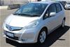 2013 Honda Jazz Hybrid GE CVT Hatchback